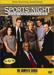 Sports Night (1ª Temporada) - Poster / Capa / Cartaz - Oficial 1