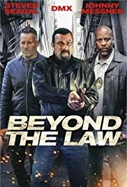 Beyond the Law - Poster / Capa / Cartaz - Oficial 1