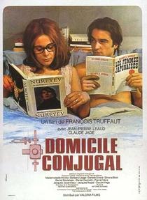 Domicílio Conjugal - Poster / Capa / Cartaz - Oficial 2