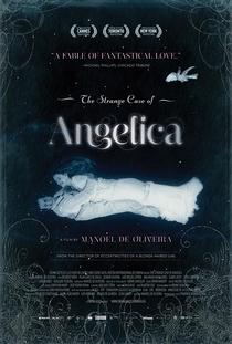O Estranho Caso de Angélica - Poster / Capa / Cartaz - Oficial 2