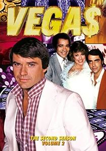 Vegas (2ª Temporada) - Poster / Capa / Cartaz - Oficial 1