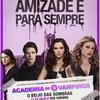 Novo trailer legendado e clipes inéditos da adaptação Academia de Vampiros: O Beijo das Sombras