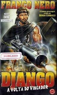 Django - A Volta do Vingador - Poster / Capa / Cartaz - Oficial 3