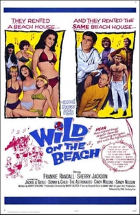 Wild on the Beach  - Poster / Capa / Cartaz - Oficial 1