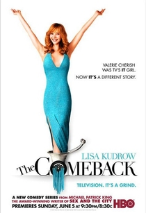 The Comeback (1ª Temporada) - Poster / Capa / Cartaz - Oficial 1