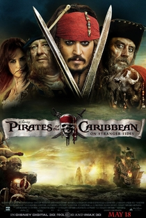 Piratas do Caribe: Navegando em Águas Misteriosas - Poster / Capa / Cartaz - Oficial 17
