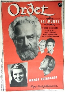 Ordet - Poster / Capa / Cartaz - Oficial 1