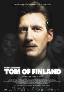 Tom of Finland - Poster / Capa / Cartaz - Oficial 2