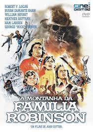 A Montanha da Família Robinson - Poster / Capa / Cartaz - Oficial 1