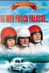 Se Meu Fusca Falasse - Poster / Capa / Cartaz - Oficial 1