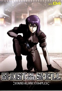 Ghost in the Shell: Stand Alone Complex - Poster / Capa / Cartaz - Oficial 2