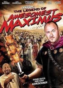 The Legend of Awesomest Maximus - Poster / Capa / Cartaz - Oficial 2