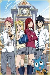 Fairy Tail OVA - Poster / Capa / Cartaz - Oficial 4