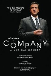 """""""Great Performaces"""" Company: A Musical Comedy - Poster / Capa / Cartaz - Oficial 1"""