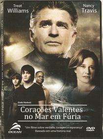 Corações valentes no mar em fúria - Poster / Capa / Cartaz - Oficial 1