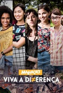 Malhação: Viva a Diferença - Poster / Capa / Cartaz - Oficial 1