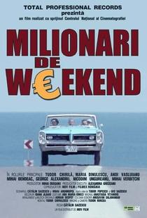 Weekend Millionaires  - Poster / Capa / Cartaz - Oficial 1