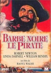 Barba Negra, o Pirata - Poster / Capa / Cartaz - Oficial 1