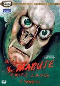 O Testamento do Dr. Mabuse - Poster / Capa / Cartaz - Oficial 11