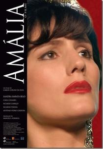 Amália, o Filme - Poster / Capa / Cartaz - Oficial 1