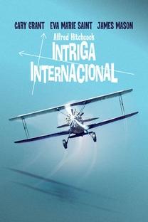 Intriga Internacional - Poster / Capa / Cartaz - Oficial 12