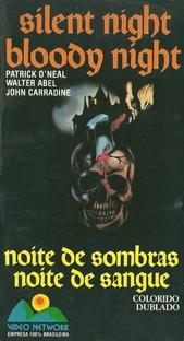 Noite de Sombras, Noite de Sangue - Poster / Capa / Cartaz - Oficial 4
