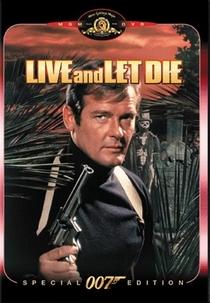 Com 007 Viva e Deixe Morrer - Poster / Capa / Cartaz - Oficial 6