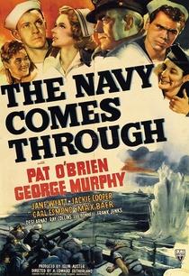 A Marinha Está Chegando - Poster / Capa / Cartaz - Oficial 1