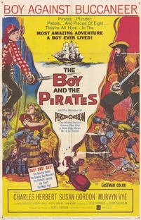 O Menino e os Piratas - Poster / Capa / Cartaz - Oficial 1