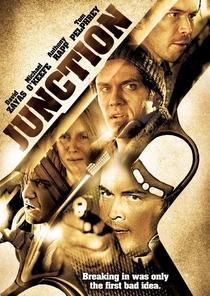 Junction - Poster / Capa / Cartaz - Oficial 1