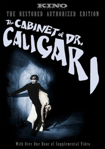 O Gabinete do Dr. Caligari - Poster / Capa / Cartaz - Oficial 4
