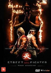 Street Fighter: Punho Assassino - Poster / Capa / Cartaz - Oficial 5