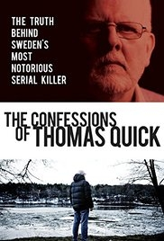The Confessions of Thomas Quick - Poster / Capa / Cartaz - Oficial 1