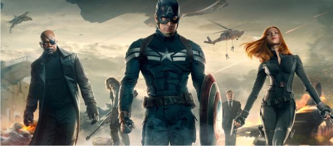 4 Minutos de ação estonteante no clipe de Capitão América 2: O Soldado Invernal