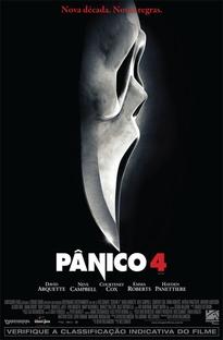Pânico 4 - Poster / Capa / Cartaz - Oficial 1