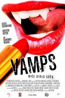 Vampiras - Poster / Capa / Cartaz - Oficial 3