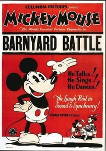 The Barnyard Battle - Poster / Capa / Cartaz - Oficial 1