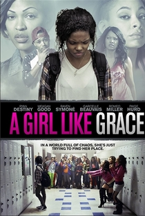 A Girl Like Grace - Poster / Capa / Cartaz - Oficial 4