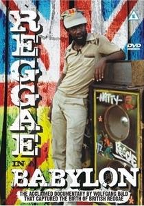 Reggae na Babilônia - Poster / Capa / Cartaz - Oficial 2