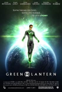 Lanterna Verde - Poster / Capa / Cartaz - Oficial 9