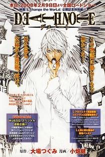 Death Note (2ª Temporada) - Poster / Capa / Cartaz - Oficial 16