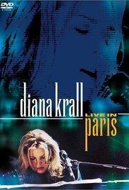 Diana Krall - Live in Paris - Poster / Capa / Cartaz - Oficial 1