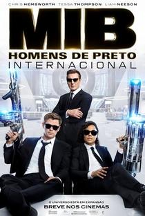 MIB: Homens de Preto - Internacional - Poster / Capa / Cartaz - Oficial 3