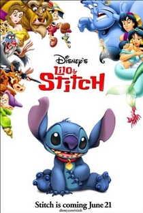 Lilo & Stitch - Poster / Capa / Cartaz - Oficial 7
