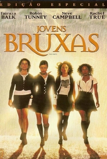 Jovens Bruxas - Poster / Capa / Cartaz - Oficial 3