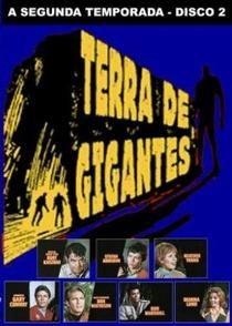 Terra de Gigantes (2ª Temporada) - Poster / Capa / Cartaz - Oficial 1