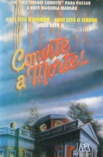 Convite à Morte - Poster / Capa / Cartaz - Oficial 3