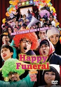 Happy Funeral - Poster / Capa / Cartaz - Oficial 2