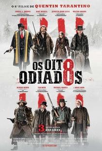 Os Oito Odiados - Poster / Capa / Cartaz - Oficial 21
