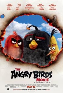 Angry Birds: O Filme - Poster / Capa / Cartaz - Oficial 6